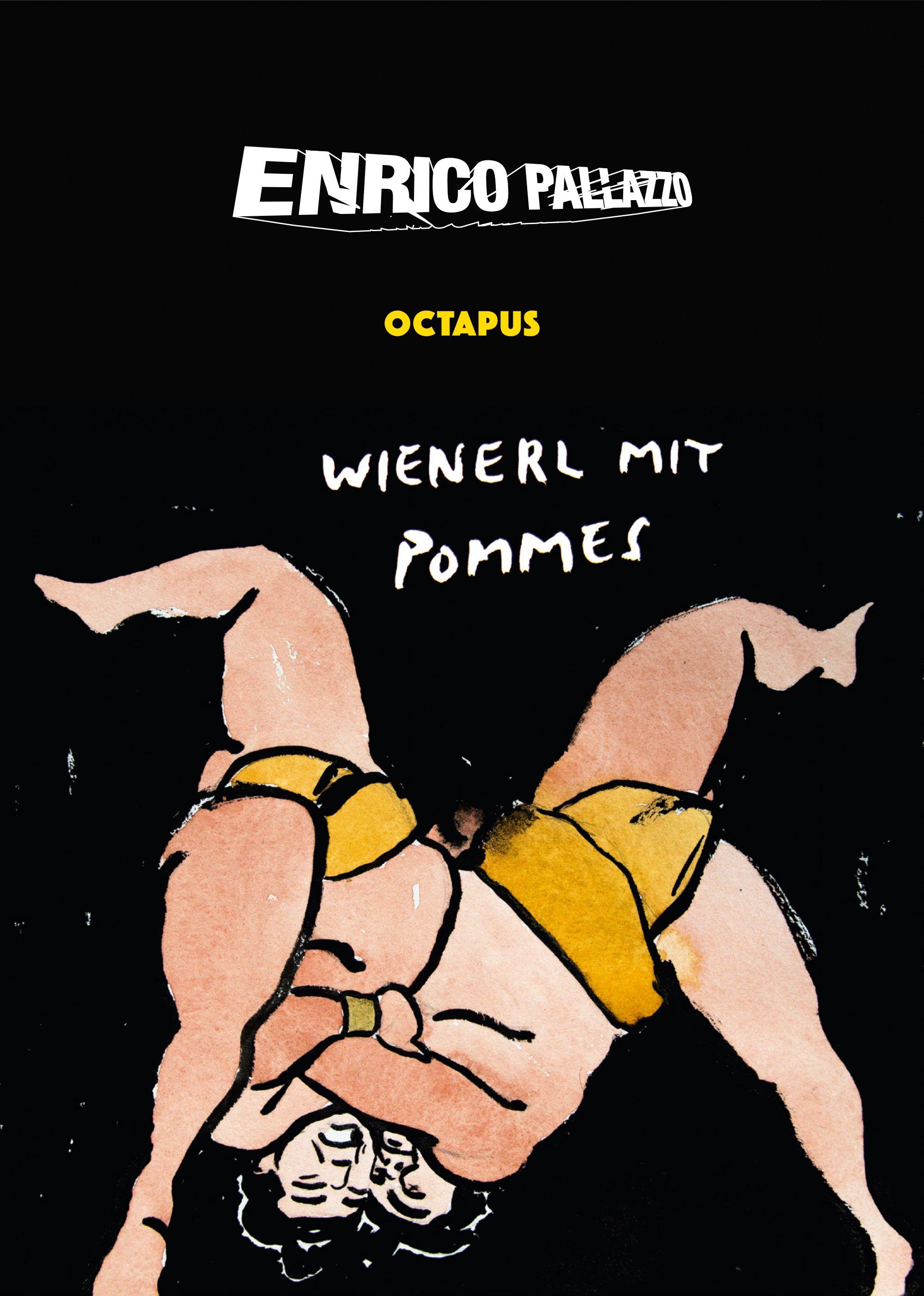 Flyer Enrico Pallazzo Octapus